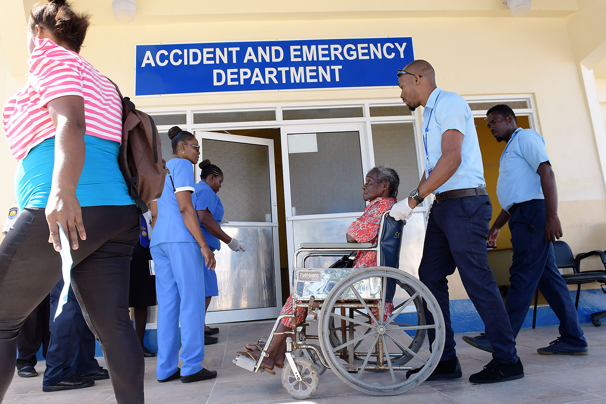 Linstead Hospital reopened after renovation | News | Jamaica