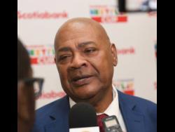 JFF president Michael Ricketts