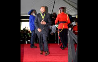 Sean Paul Henriques receives the  Order of Distinction for his contribution to the global popularty and promotion of Reggae Music.