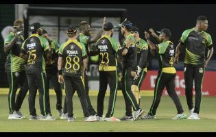 Hero Caribbean Premier League Twenty20 franchise Jamaica Tallawahs.