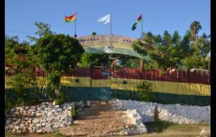 Bobo Hill, in Bull Bay, St Andrew.