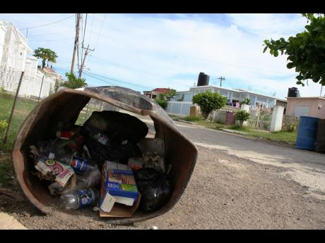 Father's dirty deeds found in garbage bin | Commentary | Jamaica Star