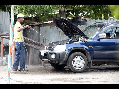 Vacancies still available at car wash | Jobs to Go | Jamaica Star