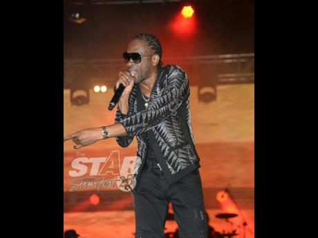 Bounty, Capleton to fire up Stone Love party on Saturday