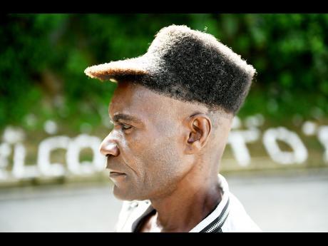707b282b2 STILL HAIR ... St Thomas man still rocking natural hat after 36 ...