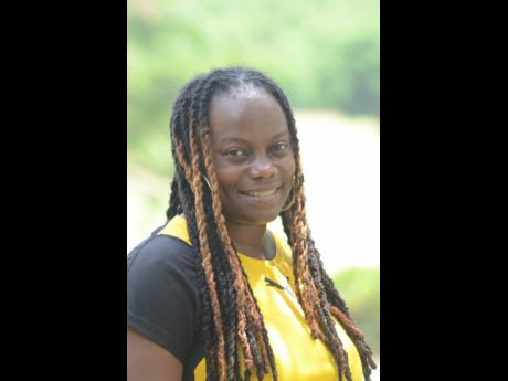 Tricia Robinson, first vice-president of Netball Jamaica.