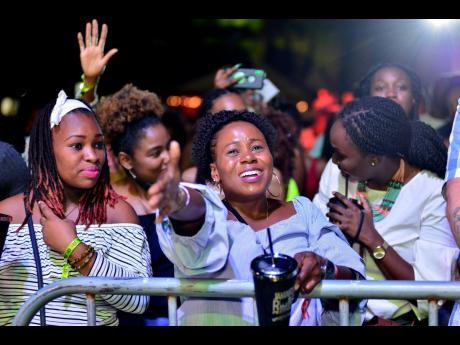 Jamaica Rum Festival 2020 was lit.
