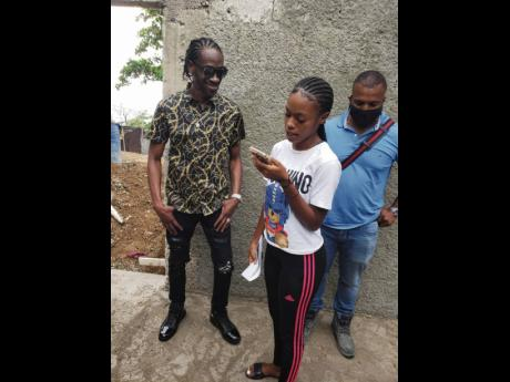 Bounty Killer says that his foundation is aimed at reaching people who are living below the poverty line.
