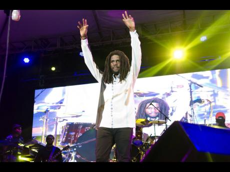 Chronixx's 'Capture Land' has been highlighted by Jimmy Cliff as being among the conscious music coming out of Jamaica.