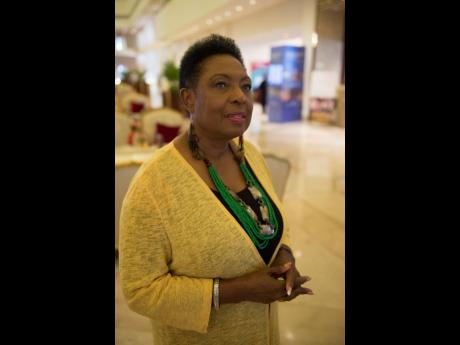 Minister of Culture, Gender, Entertainment and Sport Olivia 'Babsy' Grange.