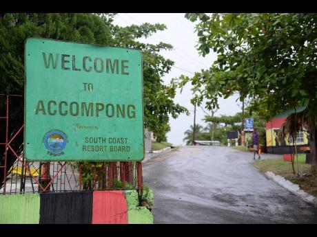 Accompong Town